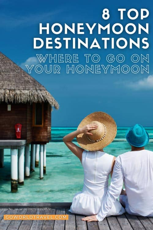 Whether you go on safari in Africa, stay in an over-water villa in the Maldives, or explore the glaciers of Iceland, the best honeymoon destinations allow you to spend time together and create unforgettable memories that will last a lifetime. Here are our top picks for the top honeymoon locations.