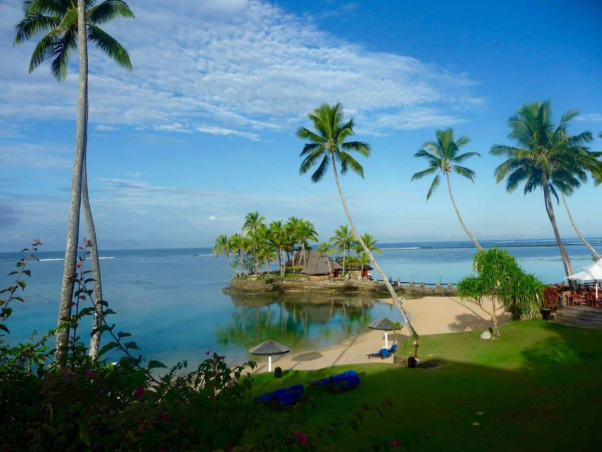 Fiji: South Pacific Paradise