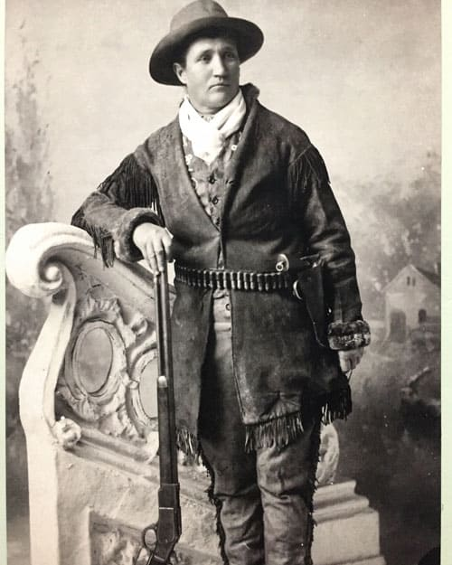 Calamity Jane's most famous photo