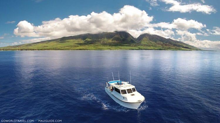 Maui bottom fishing charter