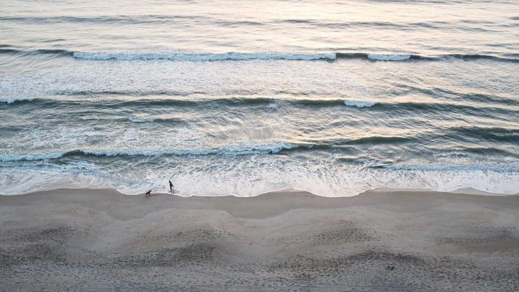 Peaceful Satellite Beach in Florida