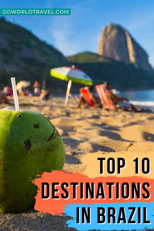 Why Brazil? Leisure, culture, and folklore - far from business, tight schedules and the hectic travel market. Global private jet provider, Monarch Air Group, breaks down the top destinations to travel via private jet in Brazil.