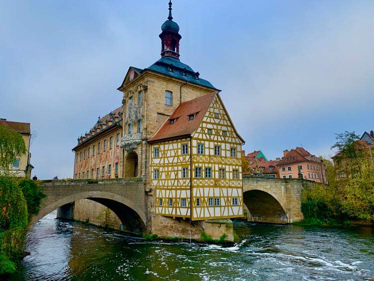 Bamberg, Germany on the seven hills romantic European destination. Photo by Janna Graber