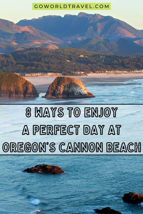 Cannon Beach is one of the top beach destinations in the Pacific Northwest. From exploring tidal pools to browsing local art galleries, here are our favorite things to do in Cannon Beach, Oregon.
