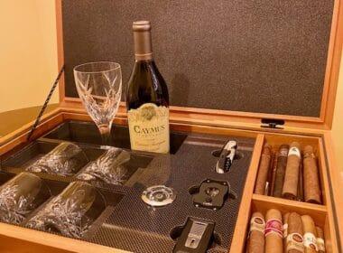 Revel Cellars treasure chest