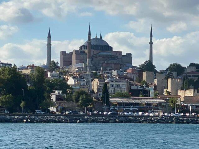 Istanbul's St. Sophia Turkey