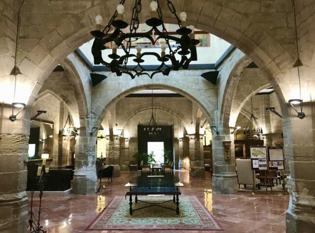 Hotel Paradores Spain