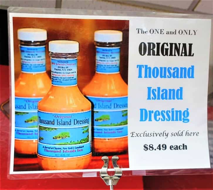 The Original Thousand Island dressing is similar to but a bit different than the more commercial recipes available worldwide. Photo by Victor Block