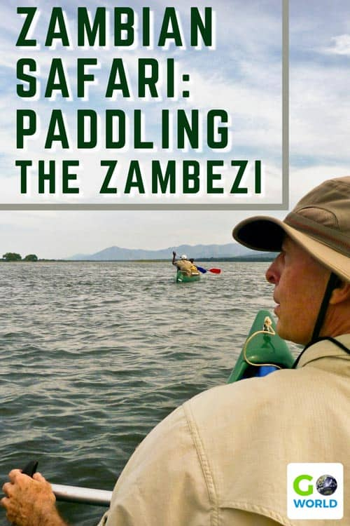 Meet crocodiles, hippos and other safari wildlife along the fourth longest river in Africa, the Zambezi River. Here's one traveler's Zambian canoe adventure of a lifetime.