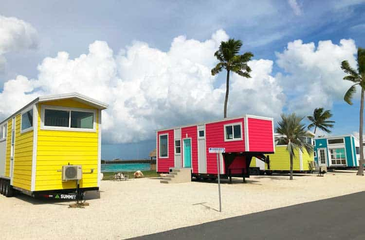 Sunshine Key Tiny Houses in Florida