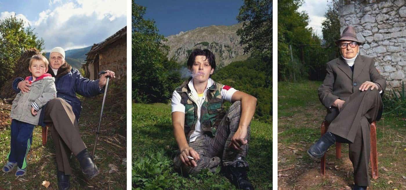 World Snapshots: The Sworn Virgins of Albania in Albanian Culture