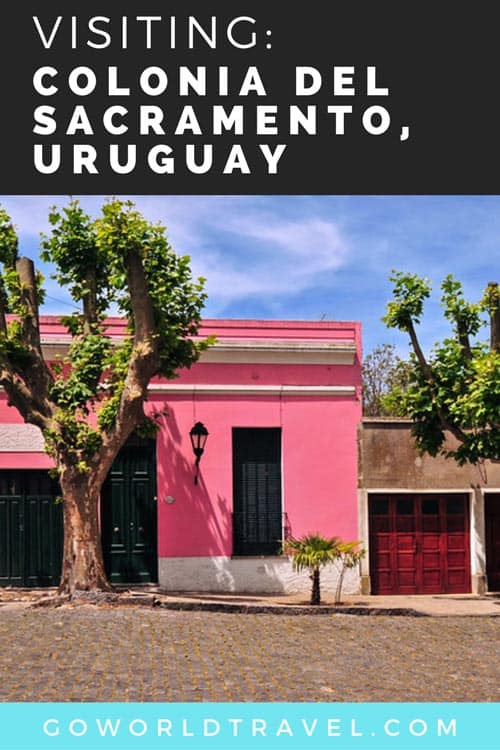 Put a stamp in your passport and visit Colonia del Sacramento. See the historic sights and local shops of this quiet Uruguay town.