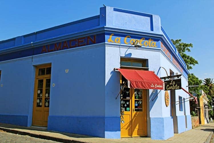 La Carlota in Colonia Del Sacramento, Uruguay