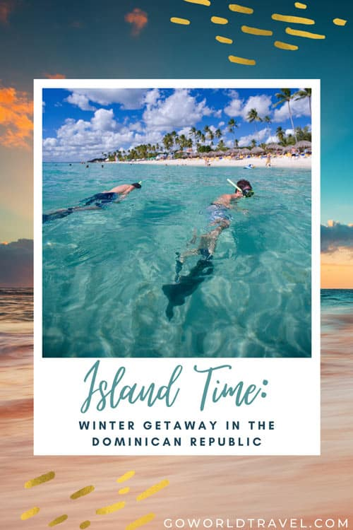 From the white-sand beaches of Soana Island to water-filled adventures at Scape Park, escape the winter cold with an all-inclusive stay in the Dominican-Republic.