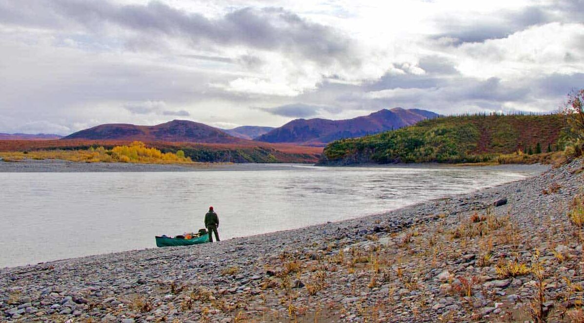 Arctic Alaska: Canoe Trip on the Noatak River