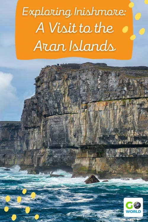 Stand at the edge of the world on a visit to the Aran Islands. Bike and hike the cliffs of Inishmore, and see why it is an Irish treasure.