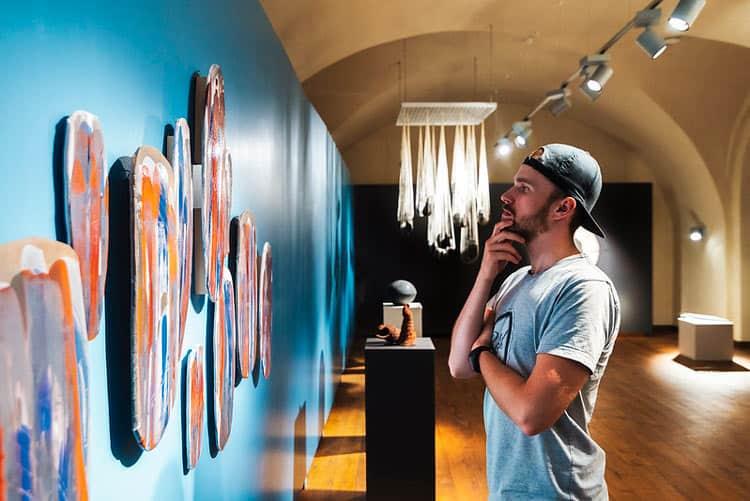 The Mark Rothko Art Center