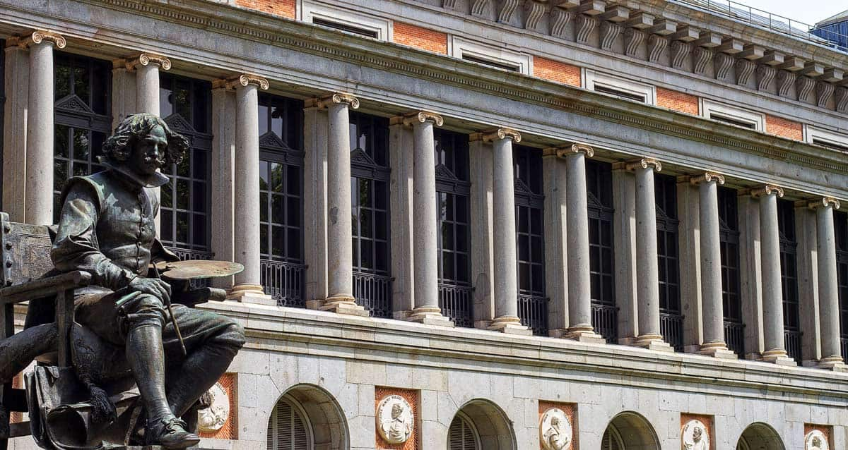 Museo del Prado: A Visit to the Famous Museum in Madrid, Spain