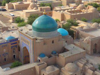 Plan to visit Khiva Uzbekistan