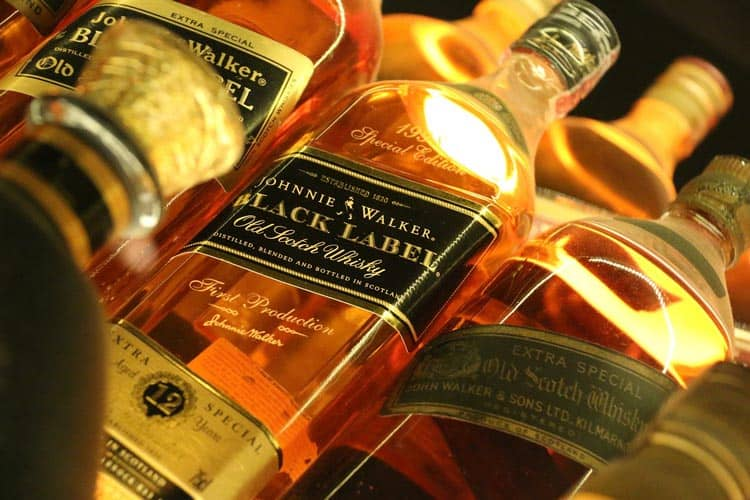 The Scotch Whisky Experience has the world's largest collection of Scotch Whisky.