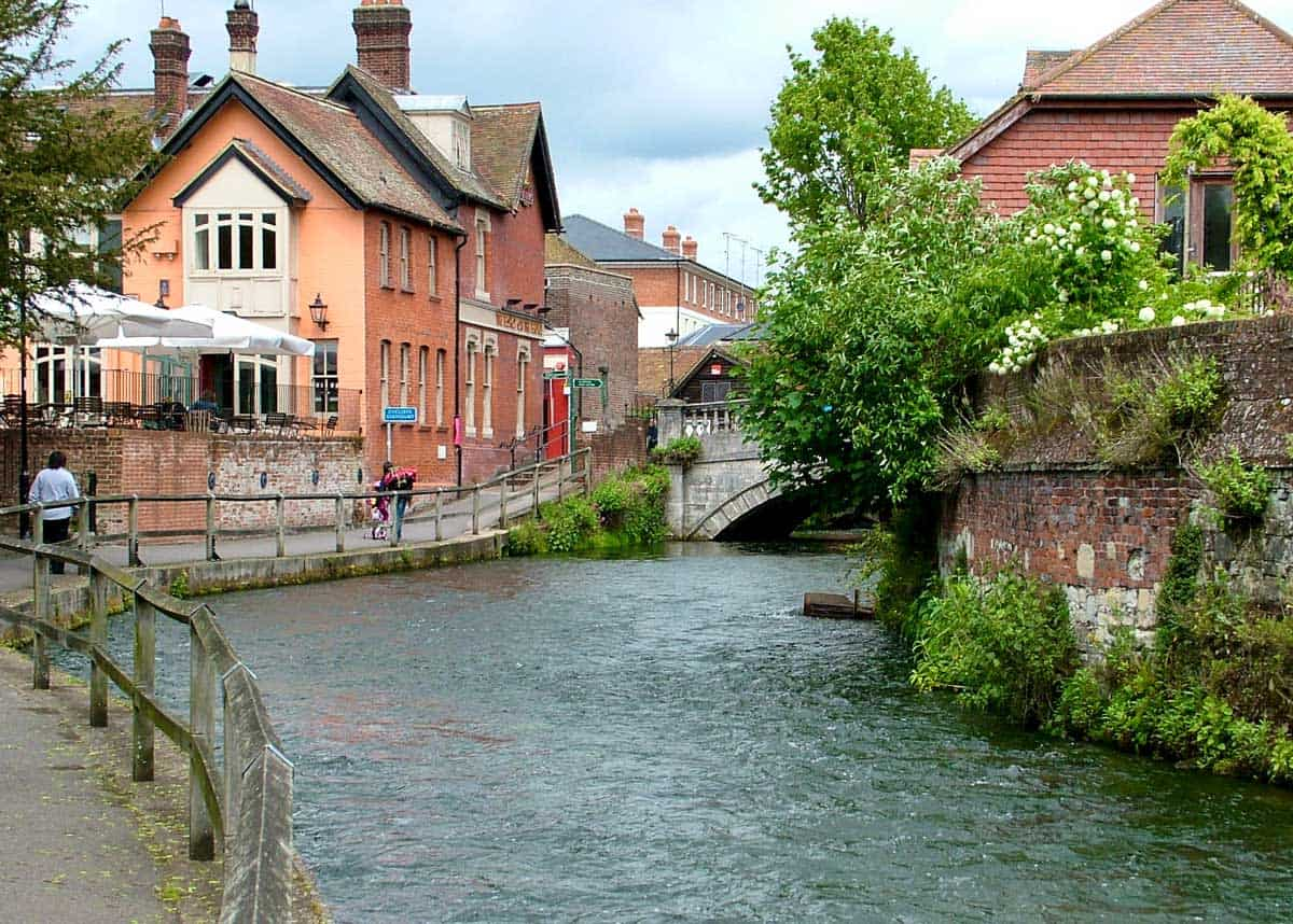 Winchester, England: A Visit to England's Rich Past