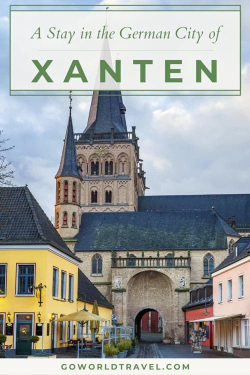 The city of Xanten, in the German state of North Rhine-Westphalia, boasts a colorful old town and a stunning archaeological park. Learn more about staying in the small wonderland.
