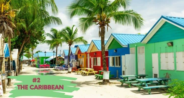 The Caribbean is a top destination for when travel resumes.
