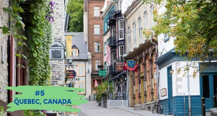 Canada is a top destination when travel resumes