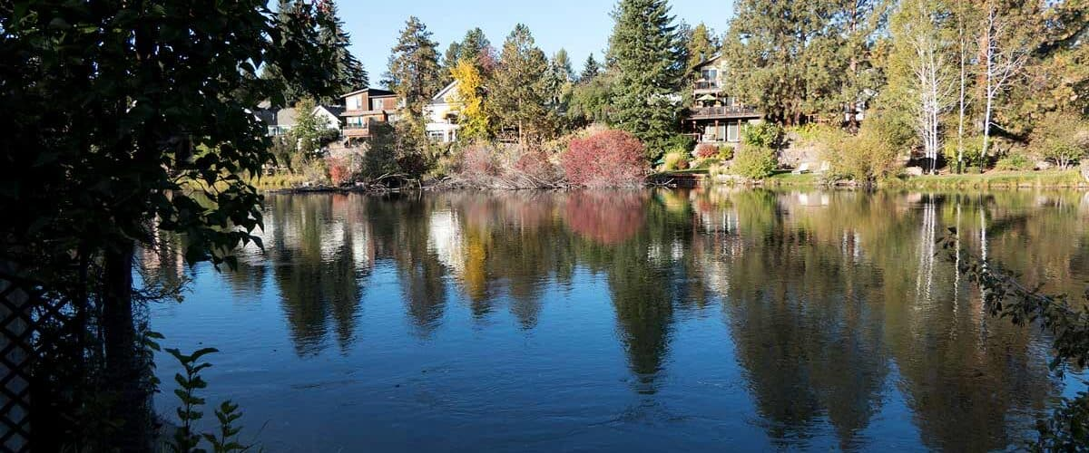 The small town of Bend, Oregon, entices guests to visit a ranch, explore a cave, picnic by a waterfall and more family-friendly activities.