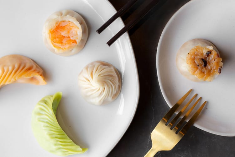 Din Tai Fung is the first Las Vegas location of the Taiwanese dumpling and noodle house, located in the ARIA Resort & Casino. Photo courtesy of Din Tai Fung