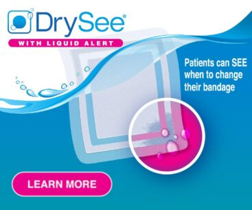 Drysee Bandages with Liquid Alert