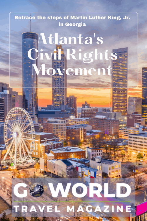 Even after his death, Martin Luther King Jr. continues to inspire the generations. Explore MLK's history on a tour of Atlanta, Georgia.