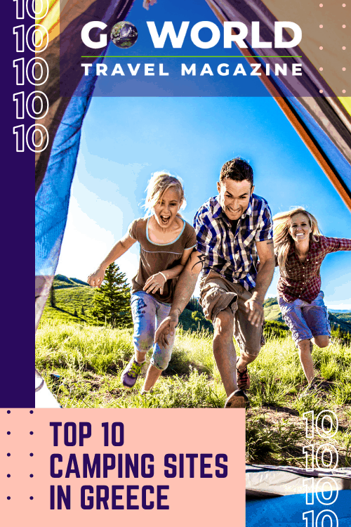 With its beautiful beaches and nice weather, camping in Greece is a popular family activity in Europe. Here are the best campsites in Greece.