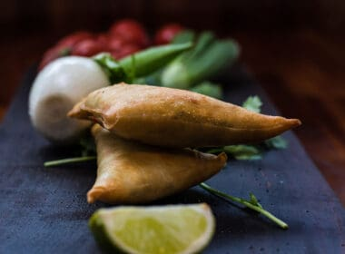 How to make Indian Samosas