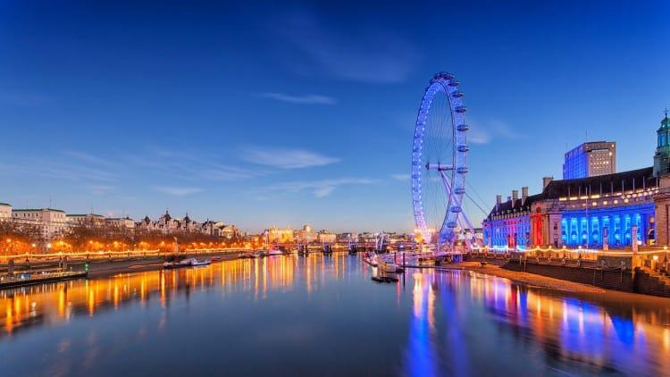 Bucket List Idea: London, England