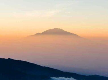 Climbing Mt. Kilimanjaro in Tanzania