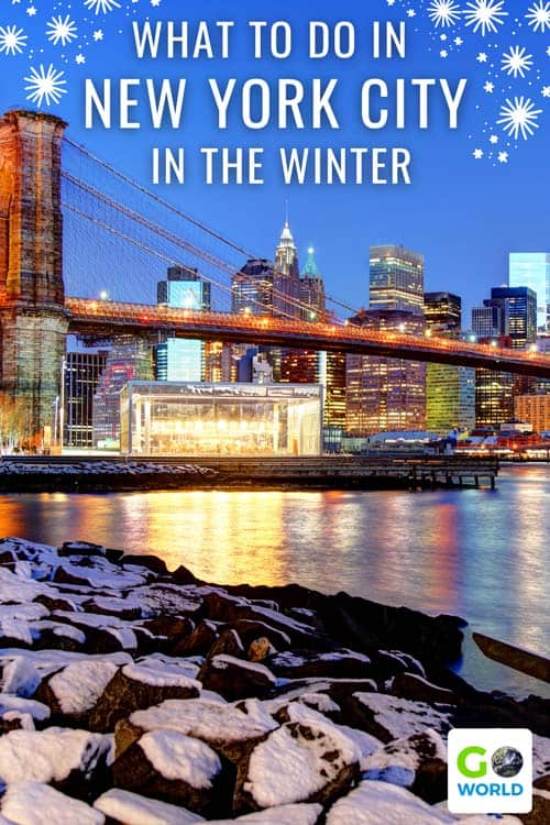New York City is buzzing all year, but there's a certain magic in the air during the winter season. Here are all the best things to do on a winter trip to NYC.