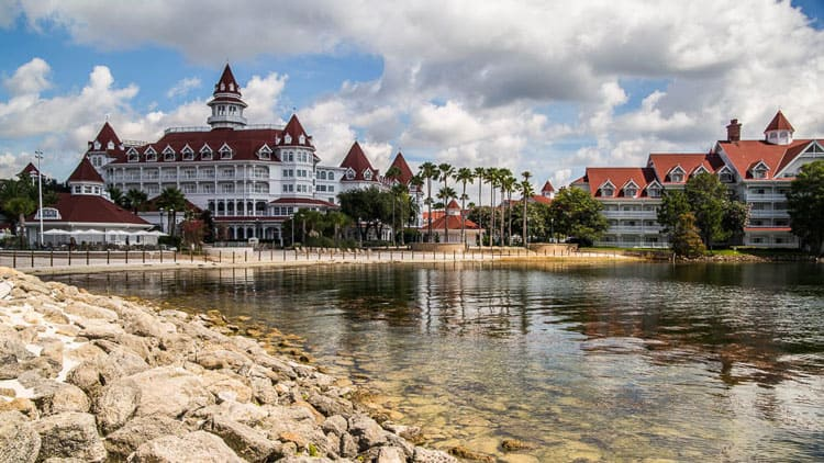 Villas at Disney's Grand Floridian Resort and Spa