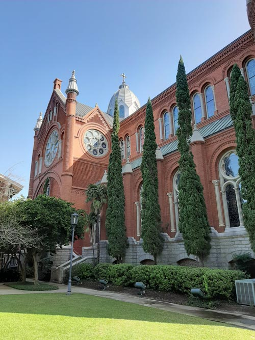 In Augusta, Georgia, travelers can explore the Sacred Heart Cultural Center, where they can see rare Byzantine and Roman-inspired architecture from the 1800s. Photo by Erica Chatman