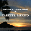 Careyes, Mexico: Are you looking for an artistic tropical getaway? Visit Careyes, Mexico where the town is a work of art. #CareyesMexico #ArtisticGetaway #TropicalRetreat #CareyesRetreat