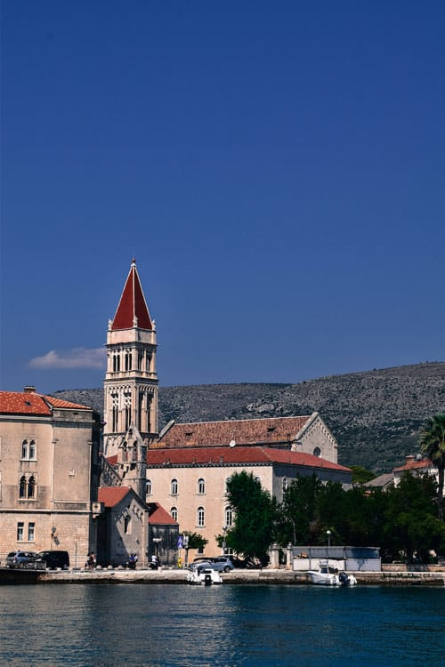 Trogir in Croatia. Photo by Amy Aed