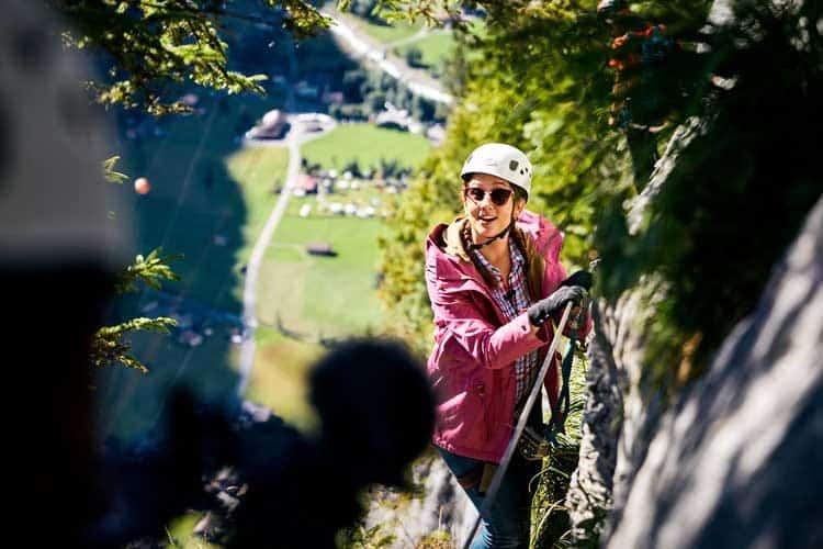Follow Alana Switzerland: TV Host Alana Nichols in Switzerland