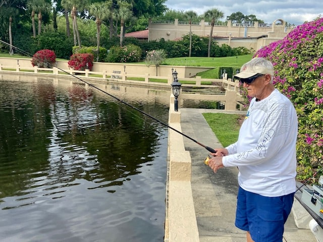 Mission Inn Resort Florida fishing