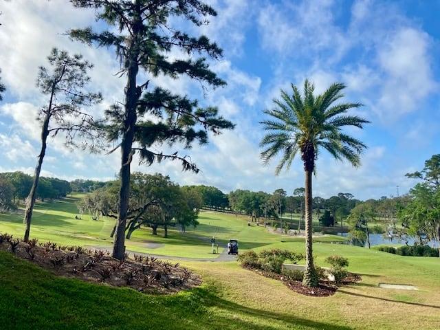 Mission Inn Resort Florida golf course