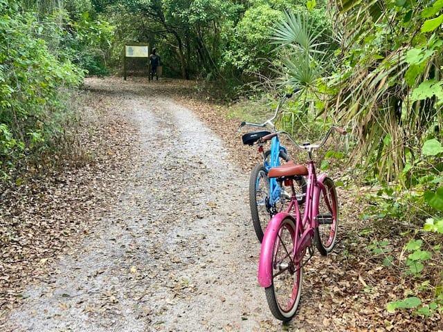 Mission Inn Resort Florida biking