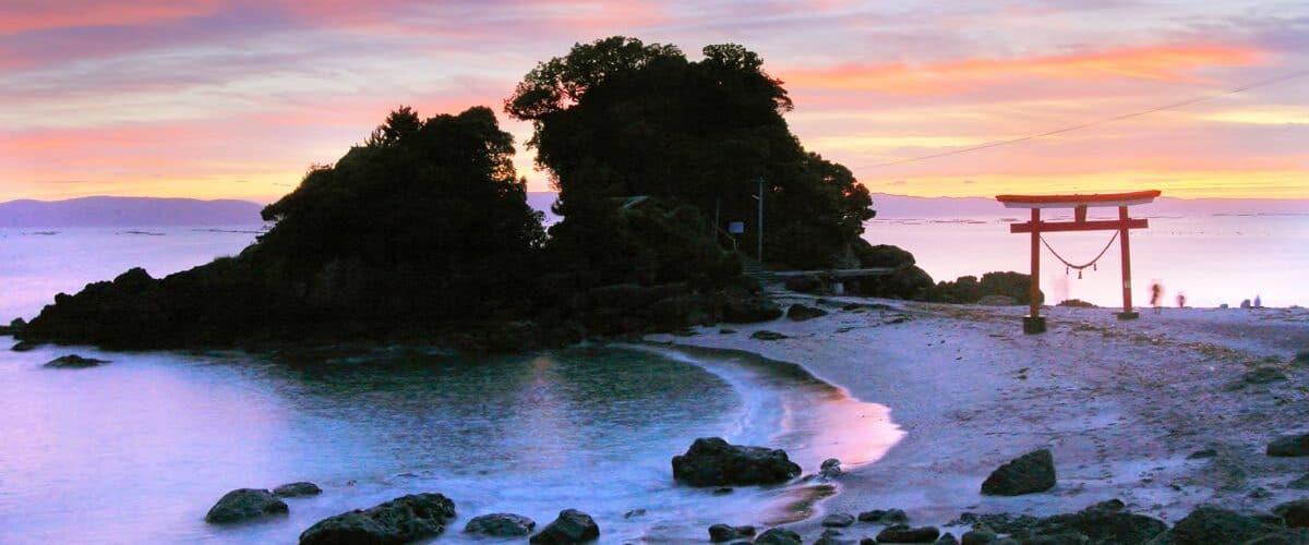 Kagoshima, Japan for your next wellness holiday. Photo by KPVB