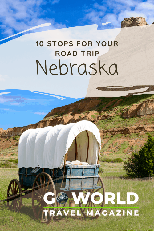 Nebraska: Are you ready for a trip across America's Heartland?  Explore Nebraska where you can visit a cattle ranch, see the last duckpin bowling alley west of the Mississippi, try the Tin Roof Sundae, see natural rock formations and more