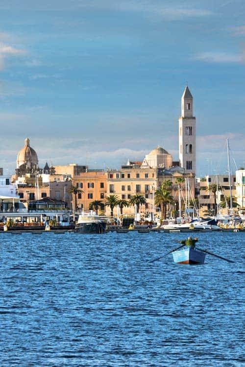 Take a trip to Bari in Italy © ARET Pugliapromozione - Ph. Carlo Elmiro Bevilacqua