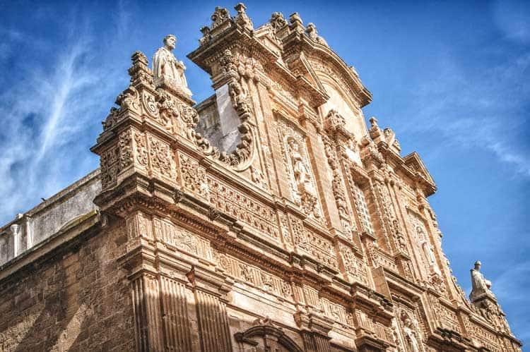 Visit Gallipoli's Cattedrale Sant'Agata. © ARET Pugliapromozione - Ph. Leonardo D'Angelo