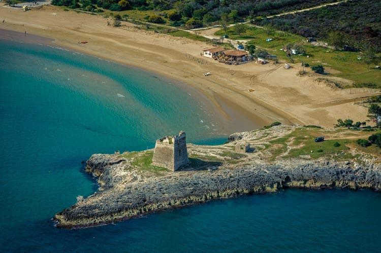 Gargano peninsula in Puglia. © ARET Pugliapromozione - Ph. Vanda Biffani